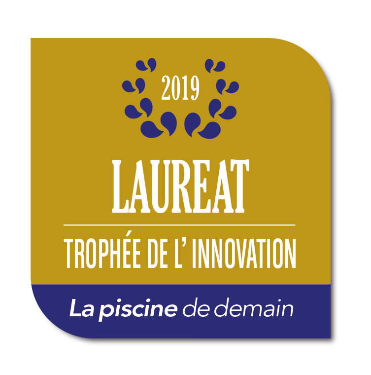 Lauréat trophée de l'innovation 2019