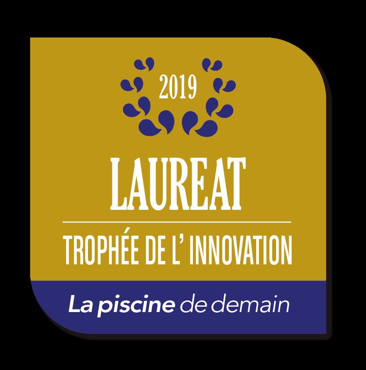 Lauréat trophée de l'innovation 2019